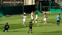 YouTube: El 'tiki-taka' peruano que terminó en golazo de Christopher Olivares [VIDEO]