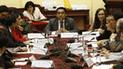 Proyectos reforma judicial de Vizcarra serán debatidos este martes en Congreso