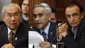 Subcomisión suspende debate de informe que recomienda destituir a Chávarry