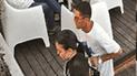 Tras ser acusado de violación, Cristiano Ronaldo abandonó Italia [VIDEO]