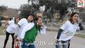 Facebook: candidata de Comas que hizo el Thalía Challenge obtuvo curioso resultado en los comicios