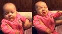 Facebook: Madre dedica tierna canción a su bebé y su reacción sorprende a todos [VIDEO]