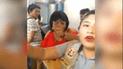Congresista fujimorista agrede a periodista que intentaba fotografiarla [VIDEO]