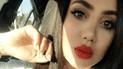 Cámaras de seguridad muestran momento exacto del asesinato de Miss Bagdad 2015 [VIDEO]