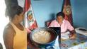Amazonas: encuentran gusanos en enlatados de pollo de Qali Warma