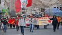 Junín: Carretera Central es bloqueada por trabajadores de La Oroya para exigir adjudicación
