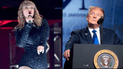 Donald Trump ahora arremete contra Taylor Swift
