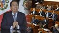 Bancada oficialista se reunió con Martín Vizcarra en Palacio de Gobierno