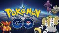 Pokémon GO: Estos pokémon tienen evolución en la cuarta generación ¡Asegúralos ya!