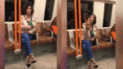 Reino Unido: mujer insultó a migrantes en un tren y provocó el rechazo de todos en redes [VIDEO]