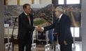 Municipalidad de Lima: Jorge Muñoz se reúne con Luis Castañeda Lossio [FOTOS]