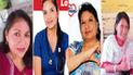 Siete mujeres alcanzaron alcaldías distritales en Piura, Lambayeque y Trujillo