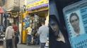 La Victoria: delincuentes roban celulares en galería, pero uno de ellos olvida su DNI [VIDEO]
