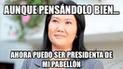 Facebook viral: memes se burlan de la detención de Keiko Fujimori [FOTOS]