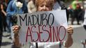 Estados Unidos responsabilizó de la muerte de Albán al régimen de Maduro
