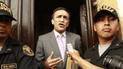 Becerril intentó comparar detención de Keiko con golpe en Venezuela