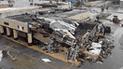 YouTube: dron captura catastróficas imágenes del huracán Michael [VIDEO]