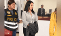 Keiko Fujimori: la resolución judicial que ordena su detención preliminar