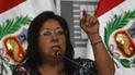 Foronda: Fiscalía no puede blindar a Keiko como lo hizo el Congreso