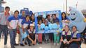"Lambayeque: desarrollan ruta de ferias educativas ""Familia saludable, consume agua potable"""