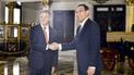 Vizcarra y Muñoz acuerdan trabajar en conjunto por Lima
