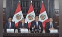 """Vizcarra convoca al referéndum pero dice """"No"""" a bicameralidad que Congreso cambió"""