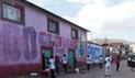 En Puno candidato de Walter Aduviri da el ejemplo y borra pintas tras perder elecciones