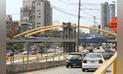 Estos son los nuevos puentes de la MML en la vía expresa.  [FOTOS]