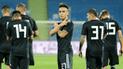 Argentina goleó 4-0 a Irak en amistoso por fecha FIFA [RESUMEN Y GOLES]