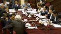 Fujimorismo archiva las denuncias contra Chávarry y Becerril