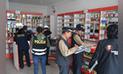 Junín: Clausuran a nueve boticas por no contar con licencia de funcionamiento