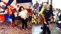 Facebook: mujer conocida por bailar huayno aparece después de 10 años y demuestra su talento [VIDEO]