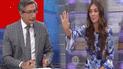 Federico Salazar piropea a Natalie Vértiz durante programa en vivo [VIDEO]