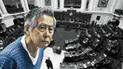 El Pleno, gracias a Fuerza Popular, aprobó proyecto que beneficia a Alberto Fujimori