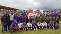 Huancayo: Equipos de Fútbol se debatirán juego amistoso para niños de Sapallanga