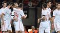 España aplastó a Gales 4-1 en amistoso internacional fecha FIFA [RESUMEN]
