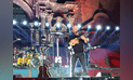 Gian Marco invitó a Christian Yaipén a su concierto