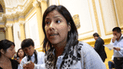 "Indira Huilca: ""Fuerza Popular usa su poder para bloquear investigaciones"""
