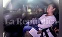 Keiko Fujimori continua detenida en la Prefectura [FOTOS]