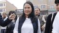 Corte Suprema resolverá recurso de casación de Keiko Fujimori este jueves