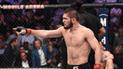 Khabib Nurmagomedov amenaza con irse del UFC tras pelea con Conor McGregor