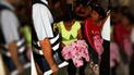 Lambayeque: mujer es detenida por agredir a su pareja
