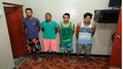 """Tumbes: caen integrantes de la banda """"Los Fruteros"""" entre ellos dos venezolanos"""
