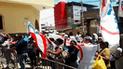 Chiclayo: piden deponer acciones de violencia para reclamos electorales