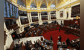 Fuerza Popular aprueba proyecto de ley para beneficiar a Alberto Fujimori [FOTOS]