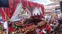 El Taytacha y su periplo de bendiciones, rumbo al Cusco | FOTOS Y VIDEO