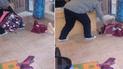 YouTube: Indignación porque niñera dio brutal golpiza a menor con discapacidad [VIDEO]