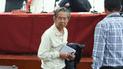 Admiten tramitar habeas corpus contra juez que anuló indulto de Alberto Fujimori