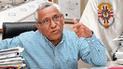 Anselmo Lozano denunciará a funcionarios por obras de Av. Chiclayo y Paseo Yortuque