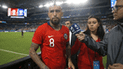 "Arturo Vidal minimizó triunfo de Perú: ""Es un amistoso, no le pongan tanto"" [VIDEO]"